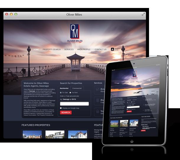 Estate agency websites