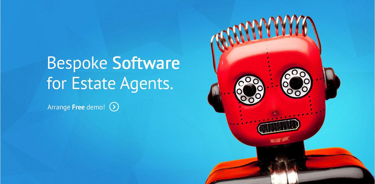 Bespoke Software for Estate Agents