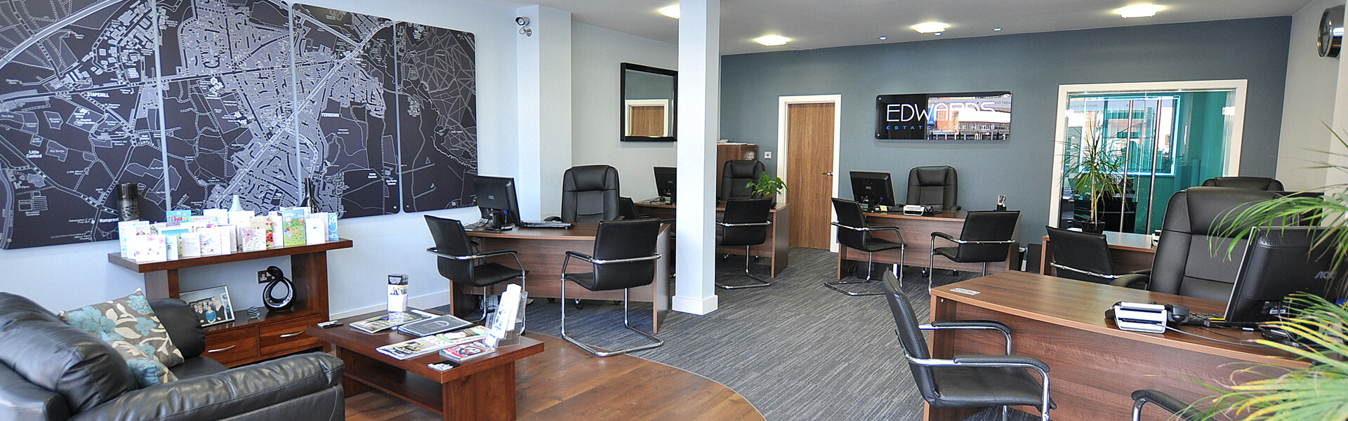 estate agent office design. Estate \u0026 Letting Agents, Ferndown Agent Office Design