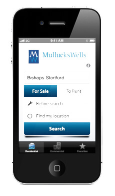 Download our iPhone and iPad Apps   Property Search   Mullucks Wells