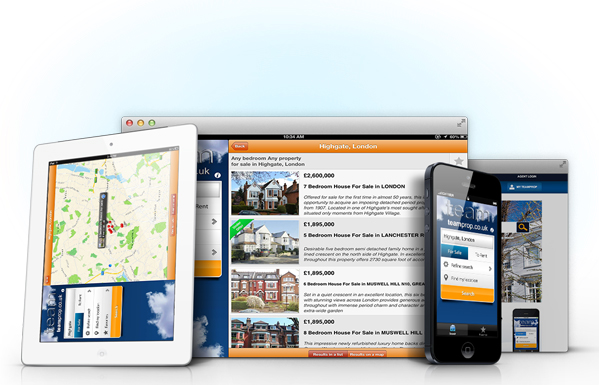 Apps for estate agents