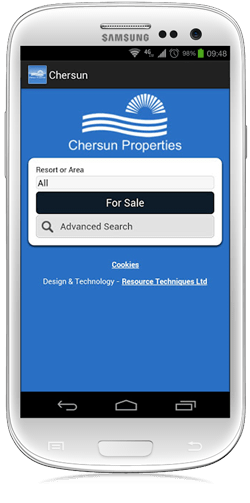 resource techniques - Estate Agent Android Apps