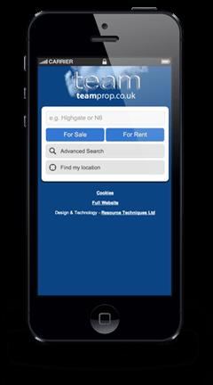 resource techniques - mobile friendly websites