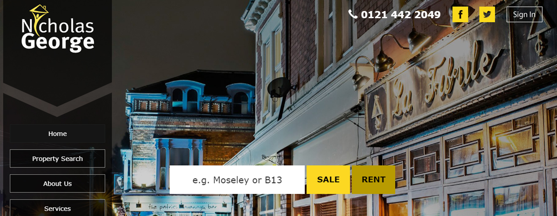 Estate Agents Birmingham