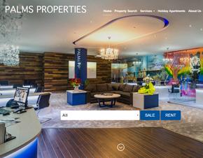 Palms Properties Estate Agents, Brighton Marina