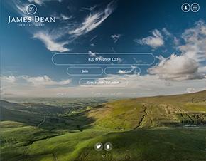 James Dean Estate Agents, Brecon, Wales