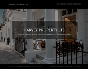 Harvey Property   Estate Agency, London