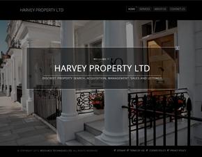 Harvey Property Estate Agency, London