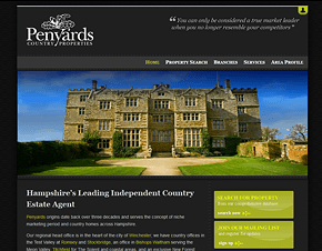 Penyards Country Properties Hampshire