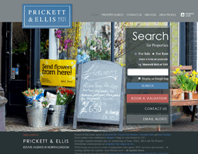 Prickett & Ellis, North London