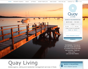 Quay Living Estate Agency, Poole