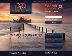 Rigby Linham Estate Agents, Weston Super Mare, Somerset