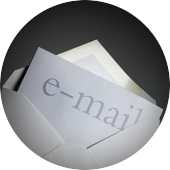 Email Alerts - receive properties sent to your inbox