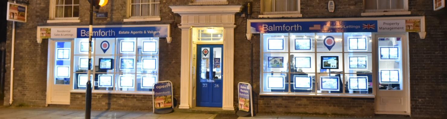 Estate Agents In Mildenhall Balmforth Estate Agents